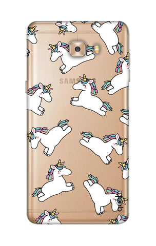 Jumping Unicorns Samsung C9 Cases & Covers Online