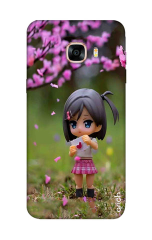Cute Girl Samsung C5 Cases & Covers Online