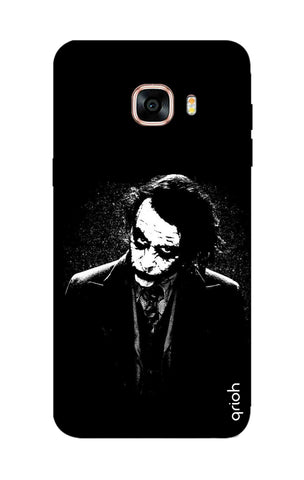Black Satan Samsung C5 Cases & Covers Online