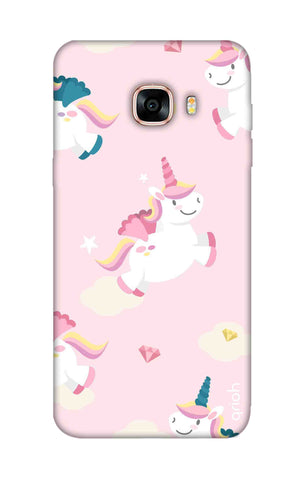 Flying Unicorn Samsung C5 Cases & Covers Online