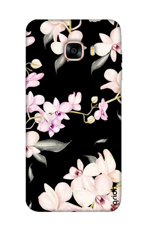 Seamless Flowers Samsung C5 Cases & Covers Online