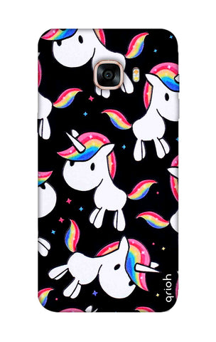 Colourful Unicorn Samsung C5 Cases & Covers Online