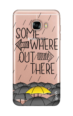 Somewhere Out There Samsung C5 Cases & Covers Online