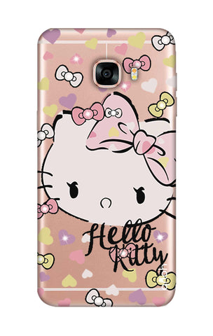 Bling Kitty Samsung C5 Cases & Covers Online