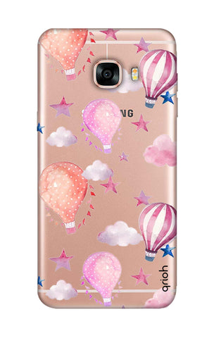 Flying Balloons Samsung C5 Cases & Covers Online
