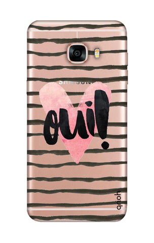 Oui! Samsung C5 Cases & Covers Online