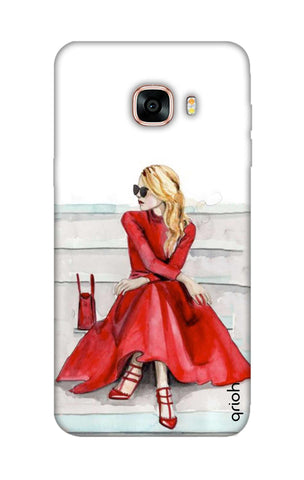 Definite Diva Samsung C7 Cases & Covers Online
