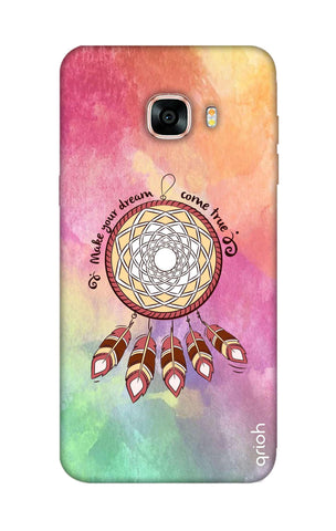 Keep Dreaming Samsung C7 Cases & Covers Online