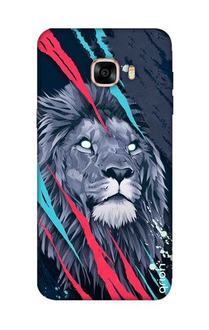 Beast Lion Samsung C7 Cases & Covers Online