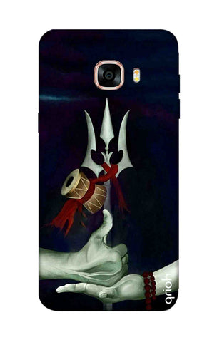 Shiva Mudra Samsung C7 Cases & Covers Online