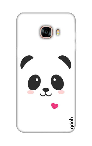 Panda Heart Samsung C7 Cases & Covers Online
