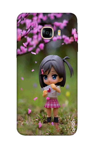 Cute Girl Samsung C7 Cases & Covers Online