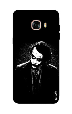 Black Satan Samsung C7 Cases & Covers Online