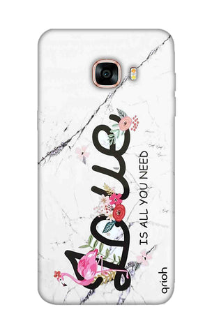Love Deco Samsung C7 Cases & Covers Online