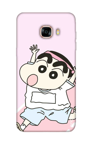 Running Cartoon Samsung C7 Cases & Covers Online