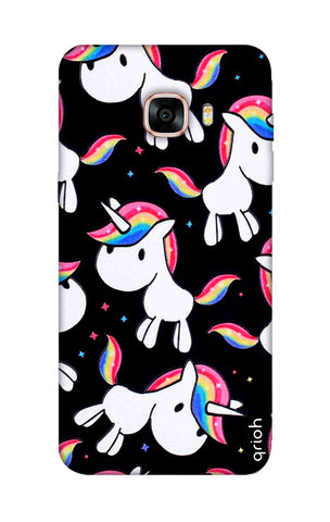 Colourful Unicorn Samsung C7 Cases & Covers Online