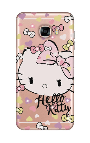Bling Kitty Samsung C7 Cases & Covers Online