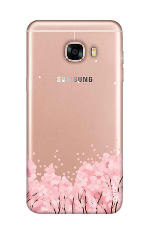Cherry Blossom Samsung C7 Cases & Covers Online