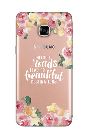 Beautiful Destinations Samsung C7 Cases & Covers Online