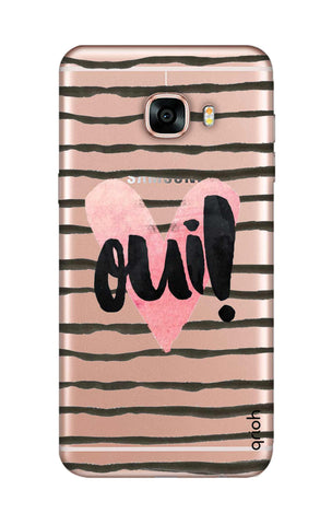 Oui! Samsung C7 Cases & Covers Online