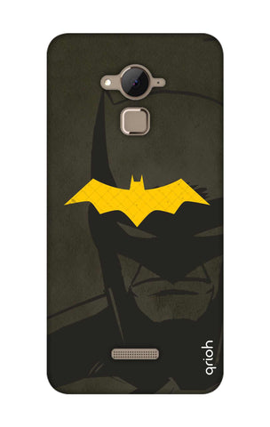 Batman Mystery Coolpad Note 3 Cases & Covers Online