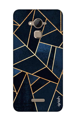 Abstract Navy Coolpad Note 3 Cases & Covers Online