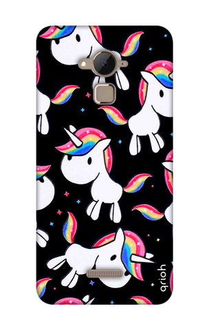 Colourful Unicorn Coolpad Note 3 Cases & Covers Online