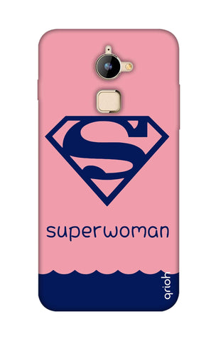 Be a Superwoman Coolpad Note 3 Lite Cases & Covers Online