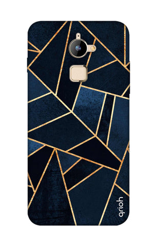 Abstract Navy Coolpad Note 3 Lite Cases & Covers Online