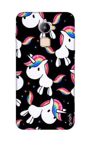 Colourful Unicorn Coolpad Note 3 Lite Cases & Covers Online