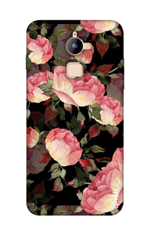 Watercolor Roses Coolpad Note 3 Lite Cases & Covers Online