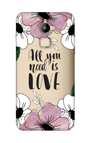 All You Need is Love Coolpad Note 3 Lite Cases & Covers Online