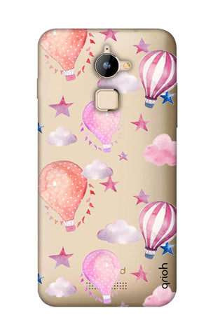 Flying Balloons Coolpad Note 3 Lite Cases & Covers Online