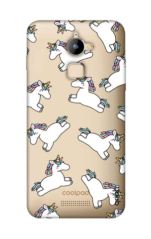 Jumping Unicorns Coolpad Note 3 Lite Cases & Covers Online