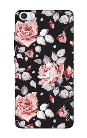 Shabby Chic Floral Xiaomi Mi 5 Cases & Covers Online