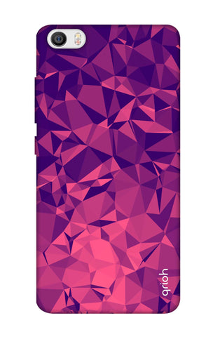 Purple Diamond Xiaomi Mi 5 Cases & Covers Online