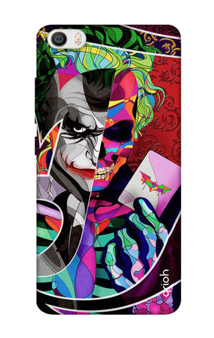 Color Pop Joker Xiaomi Mi 5 Cases & Covers Online