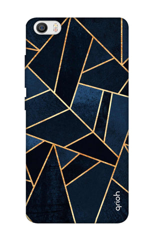 Abstract Navy Xiaomi Mi 5 Cases & Covers Online
