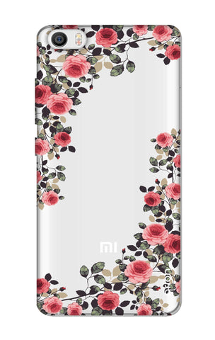 Floral French Xiaomi Mi 5 Cases & Covers Online