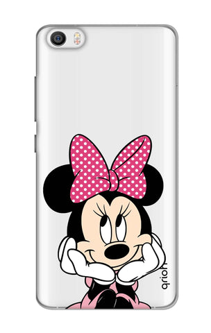 Minnie In Deep Thinking Xiaomi Mi 5 Cases & Covers Online