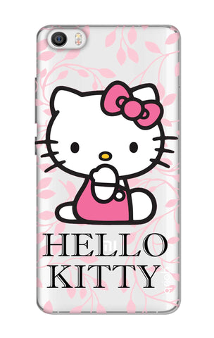 Hello Kitty Floral Xiaomi Mi 5 Cases & Covers Online