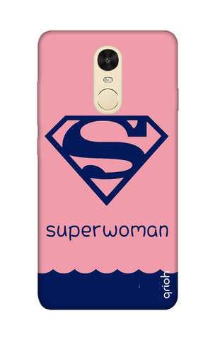 Be a Superwoman Xiaomi RedMi Note 4 Cases & Covers Online