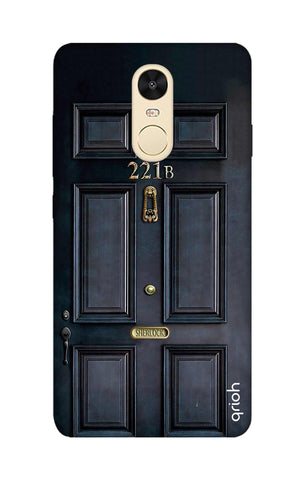 Baker Street Door Xiaomi RedMi Note 4 Cases & Covers Online