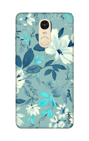 White Lillies Xiaomi RedMi Note 4 Cases & Covers Online