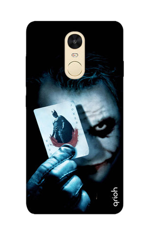 Joker Hunt Xiaomi RedMi Note 4 Cases & Covers Online