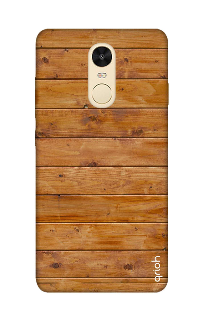 brand new ca9b4 576bd Natural Wood Case for Xiaomi RedMi Note 4