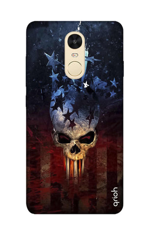 Star Skull Xiaomi RedMi Note 4 Cases & Covers Online