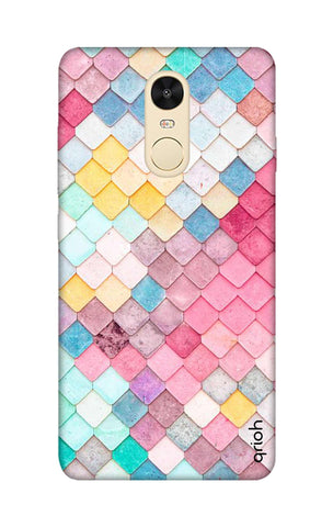 Colorful Pattern Xiaomi RedMi Note 4 Cases & Covers Online