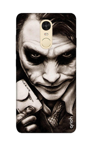 Why So Serious Xiaomi RedMi Note 4 Cases & Covers Online