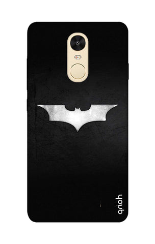 Grunge Dark Knight Xiaomi RedMi Note 4 Cases & Covers Online